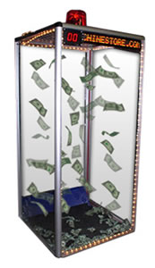 Which Money Blowing Machine Is Right For Your Next Promotion?